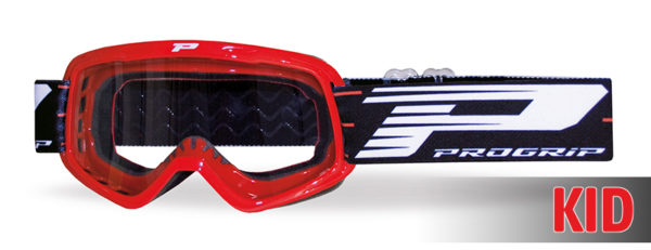 Goggle 3101-107 CH red