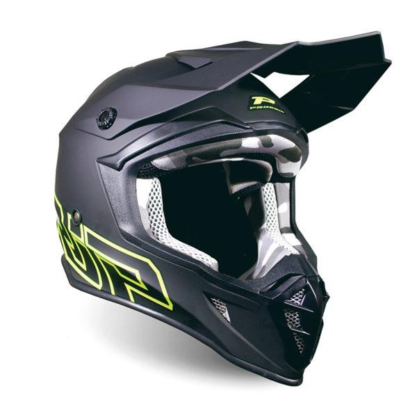 Helmet 3180-322 matt black