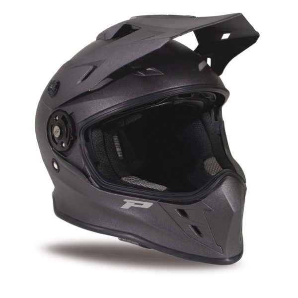 Casco 3185-191 nero - Cross/Enduro