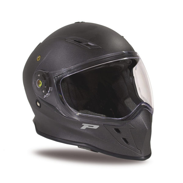 Casco 3185-191 nero - Road