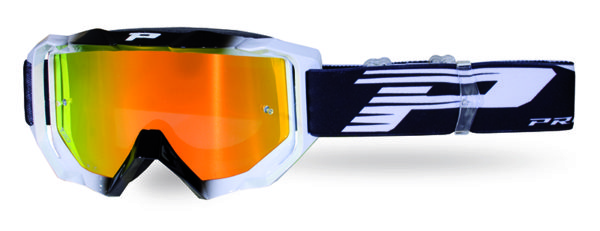 Goggle 3200-126 FL Black / White