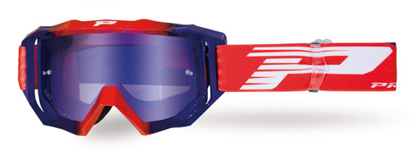 Goggle 3200-197 FL Red / Blue