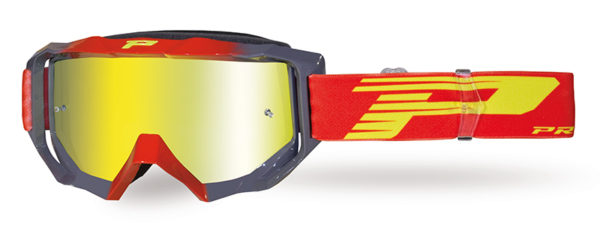 Goggle 3200-337 FL Red / Gray