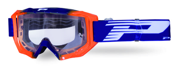 Goggle 3200-272 TR Blue / Orange