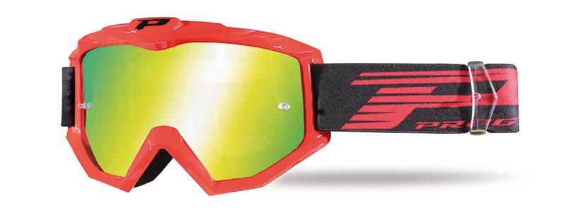 Maschera 3201-107 FL rosso
