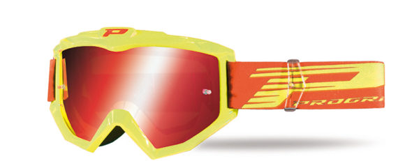 Goggle 3201-164 FL fluorescent yellow