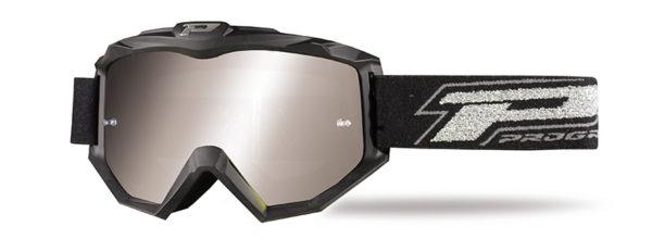 Goggle 3204-178 matt black / silver