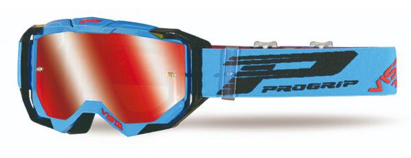Goggle 3303-248 FL turquoise / black