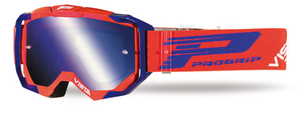 Goggle 3303-197 FL Red / Blue
