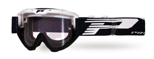 Goggle 3450-137 TR white / black