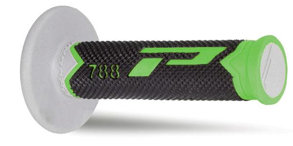 Mx Grips 788-223 verde/nero/grigio