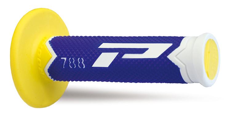 Mx Grips 788-245 bianco/blu/giallo