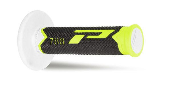 Mx Grips 788-255 giallo fluo/nero/bianco