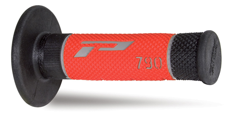 Mx Grips 790-229 gray / red / black