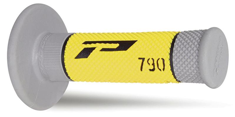 Mx Grips 790-236 nero/giallo/grigio