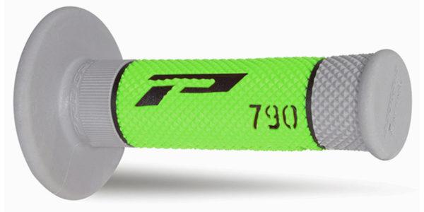 Mx Grips 790-240 nero/verde/grigio