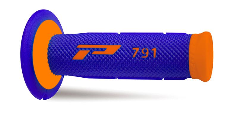 Mx Grips 791-275 arancione fluo/blu