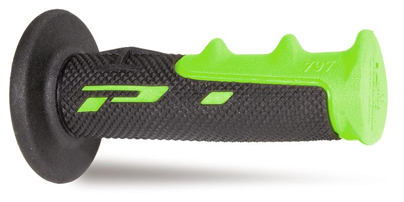 Mx Grips 797-198 verde/nero