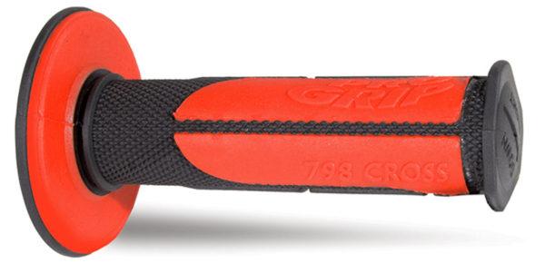 Mx Grips 798-125 nero/rosso