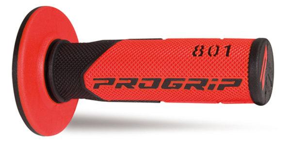 Mx Grips 801-125 nero/rosso