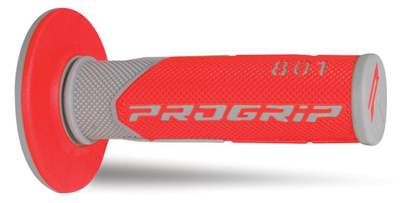 Mx Grips 801-288 grigio/rosso