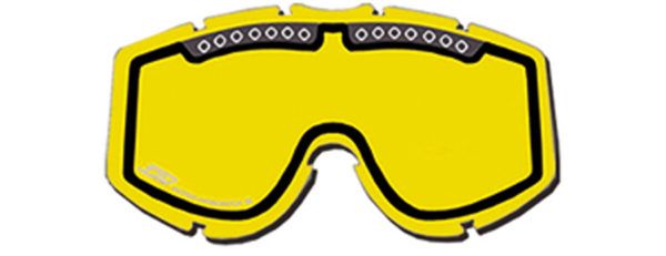 Double lens 3256 Giallo LS