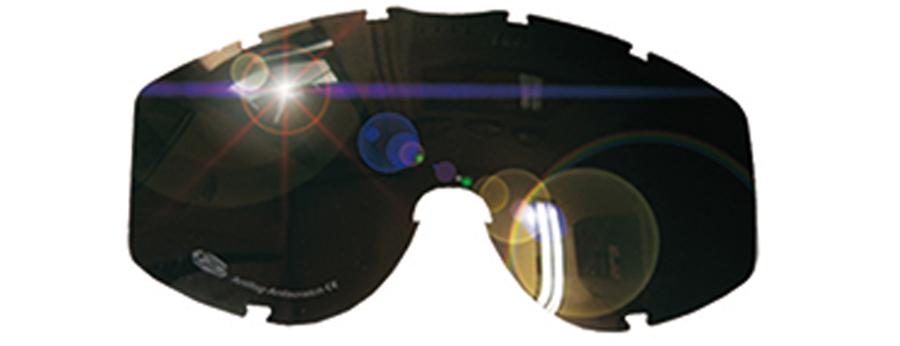 Lens 3295 Spheric mirrored
