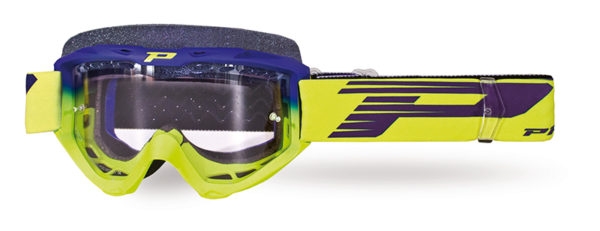 Snow Goggles 3455-264 blu elettrico/giallo fluo