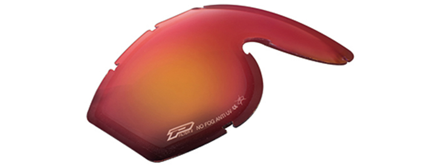 Lens 3461 Bordeaux Mirrored