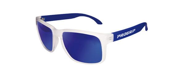 Occhiali da sole 3605-329 trasparente bianco/blu