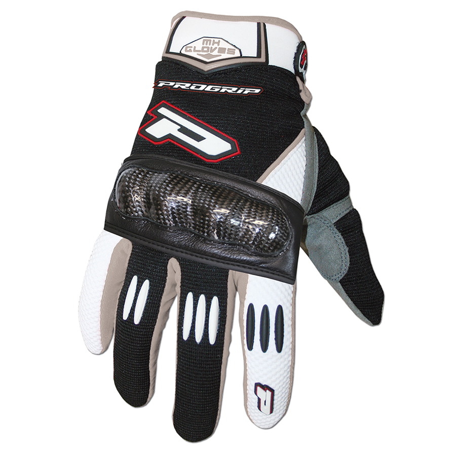 Supermotard Gloves 4012 titanio