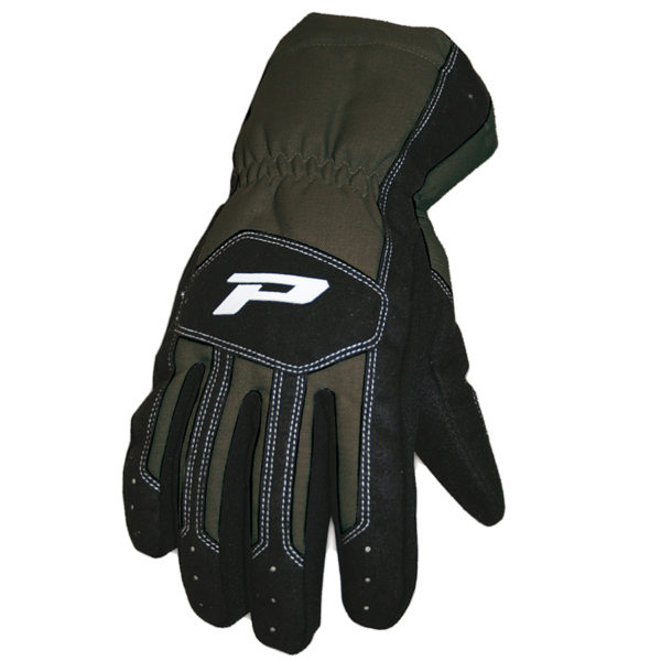 Winter gloves 4017 nero/grigio