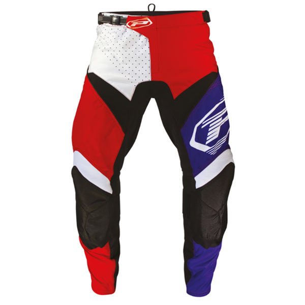 pants 6010-345 red / white / blue